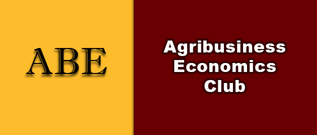 ABE: agribusiness economics club
